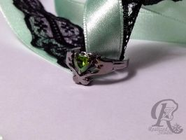 MLP Queen Chrysalis ring 01307QC by RealizedStudio