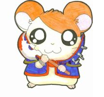 Ascendant Hamtaro by Takegami
