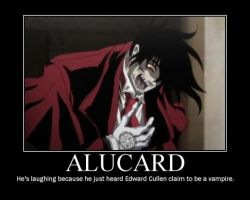 Hellsing Motivational 5 by AlucardWesker666