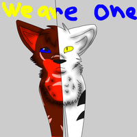 We're one by YoshiTheWolf