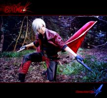 Dante -  Devils Do Cry by ShamanRenji
