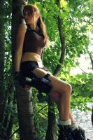 Tomb Raider Underworld by SabineCosplay