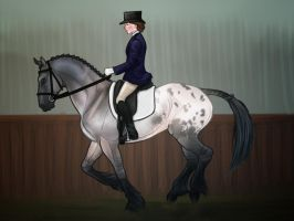 HMF Winter Dressage Festival - Bullet by TamarackPark