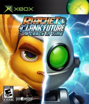 Ratchet And Clank 9 For Xbox by Energizer820