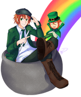 Request: Ireland by DigitalYoshi
