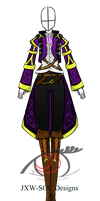 Magic Mage Clothing Auction [CLOSED] by JxW-SpiralofChaos