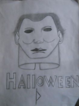 Michael Myers by howard445