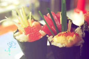Temaki My Favorite Cone by Cardiopathy