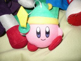 Kirby Link Charm by Haayls