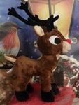 Rudolph the Red Nosed Reindeer~ by PlushPrincess
