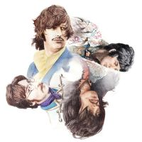the Beatles by otrofco