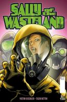 Sally of the Wasteland 05 cover by Spacefriend-T