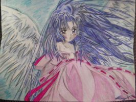 Anime Angel by RKruger4
