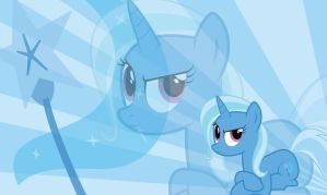 Trixie vector 6 by Spectty