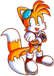 Miles Tails Prower by JamesmanTheRegenold