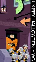 DPOF Halloween '07 by whitegryphon