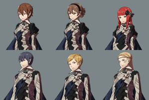 My Units - Fire Emblem: Fates by xHoneyLemon