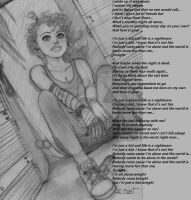 Simple Plan __ I'm just a kid by ElsaVonNarbe