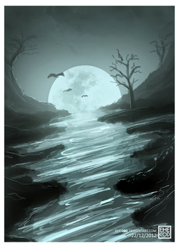 MOONLIGHT by ehecod