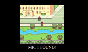 Mr. T Found by RandomlyEvilXirroq