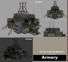 Texture - Armory by BlueSerenity