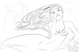 .Ariel.Inked by GreenAsDay