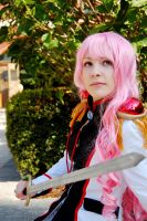 Utena Cosplay 3 by MelfinaCosplay