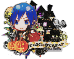 Shion Kaito - Happy Halloween by Thoxiic-Editions