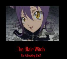 The Blair Witch by Damajics