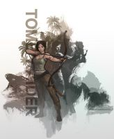 lara croft 2 by Budin87