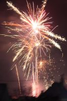Fireworks Stock 074 by Malleni-Stock