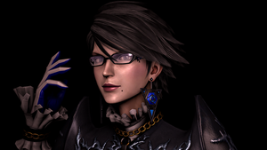 Bayonetta by Detective-Puppet