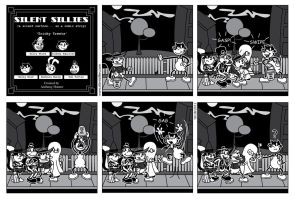 Silent Sillies 036 - Tricky Treat by JK-Antwon