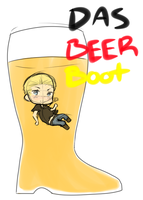 DAS BEER BOOT by AskLudwig