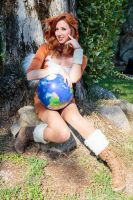 Firefox Cosplay by MarcoFiorilli