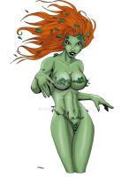 Poison Ivy 3 Color by ESO2001