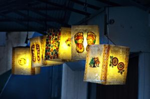 Paper Lanterns by andrusm