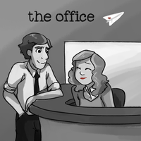 the other paperman by CaptainOinkers