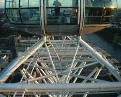 Top of the Eye by steelgohst