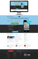 Iphone Web Design Sold by vasiligfx