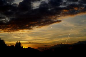 Sunset by photo-exile