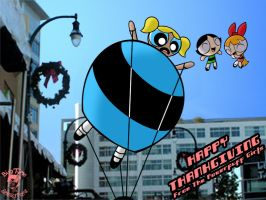 Thanksgiving Parade Powerpuffs by TheEdMinistrator765