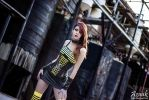 Industrial Shooting 1 by Azaak