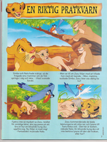 Made by Disney- A Real Chatterbox page 1 by CatDasher