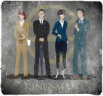 Kingsman - Manners make human by Dn04