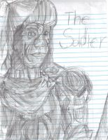 The Soldier by Zeige737