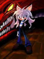 Bakura the bad squirrel by ArchiveN