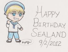 Happy Birthday, Sealand~! by Brightclaw1