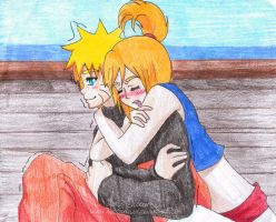 Xover - Naruto and Tetra by BloodyRiley