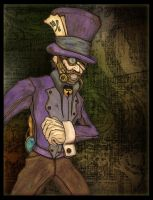 Mad Hatter Steampunk by Vile-Victorian